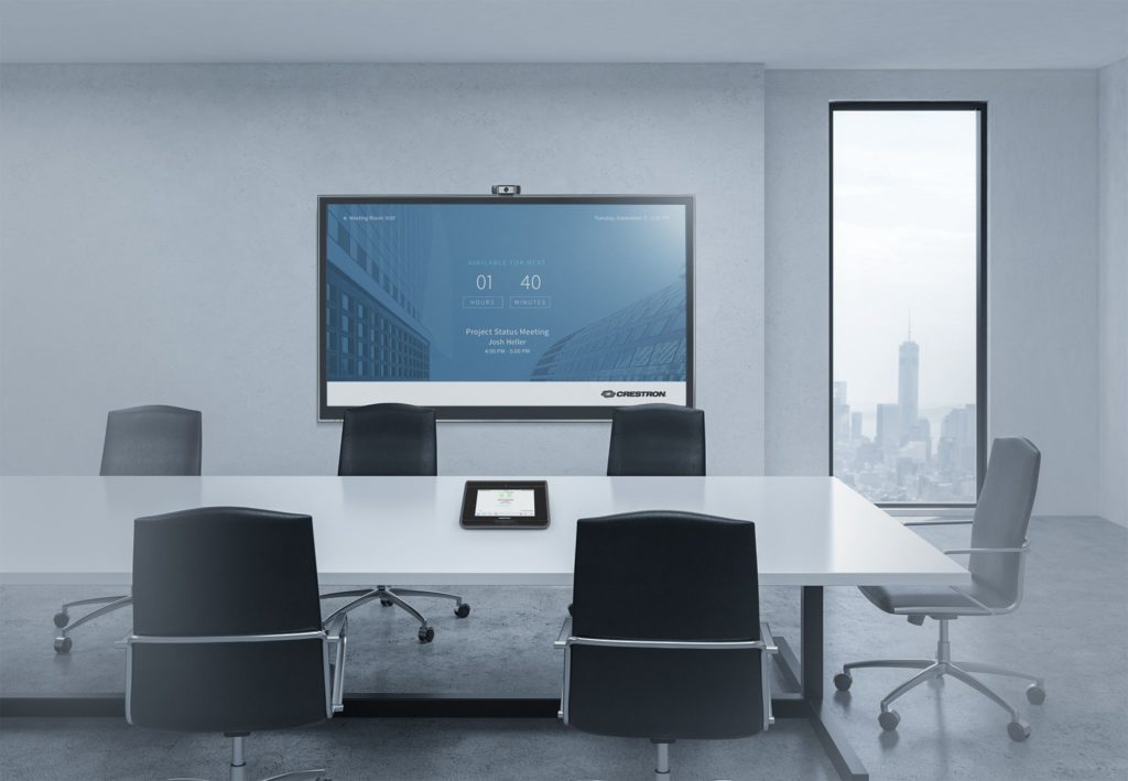 crestron video solutions